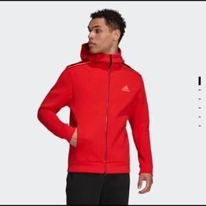 New Adidas Z.N.E. Sportswear Hoodie H08191